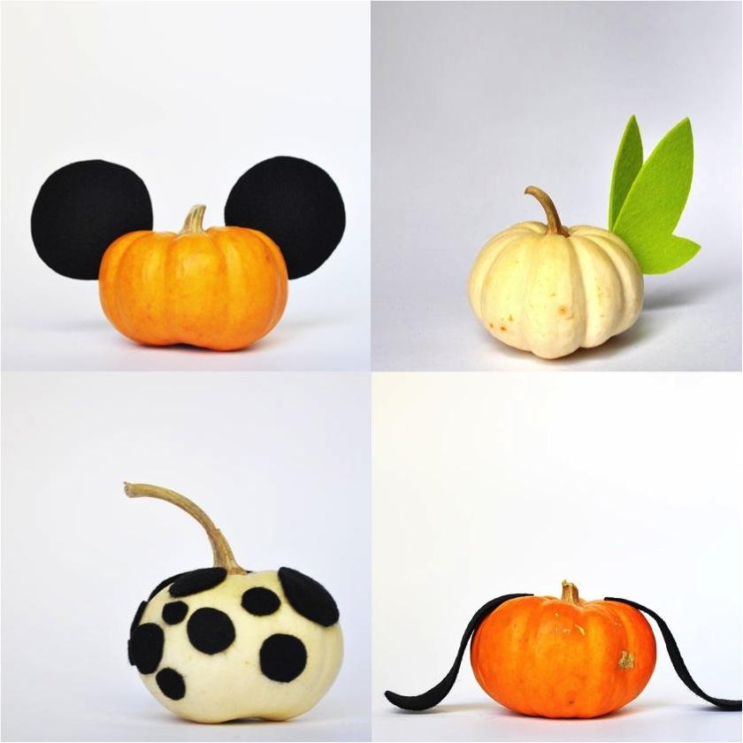 """easy pumpkin decorating ideas"""