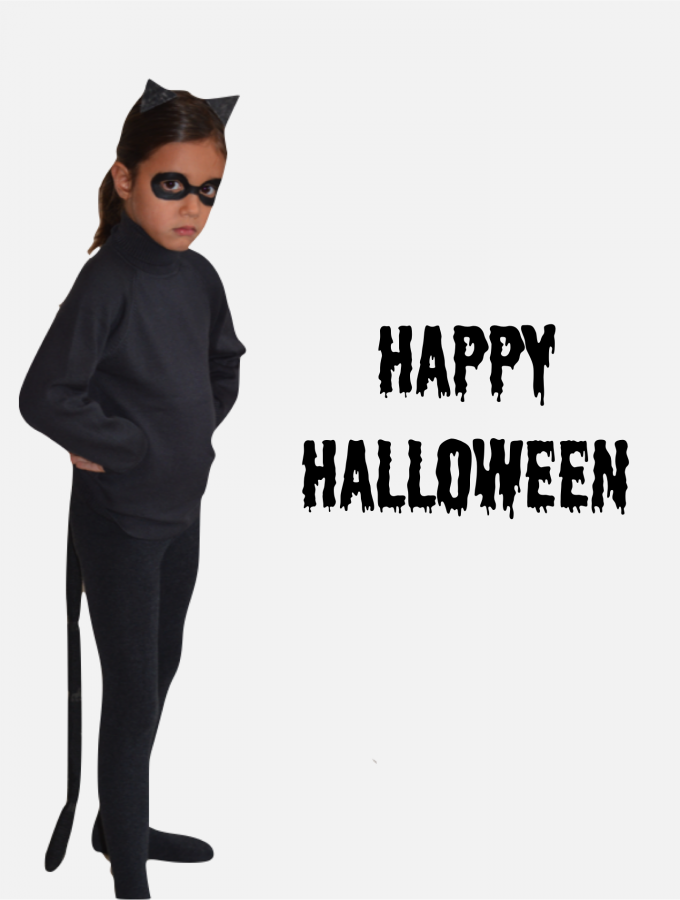 Happy Halloween + a last minute halloween outfit