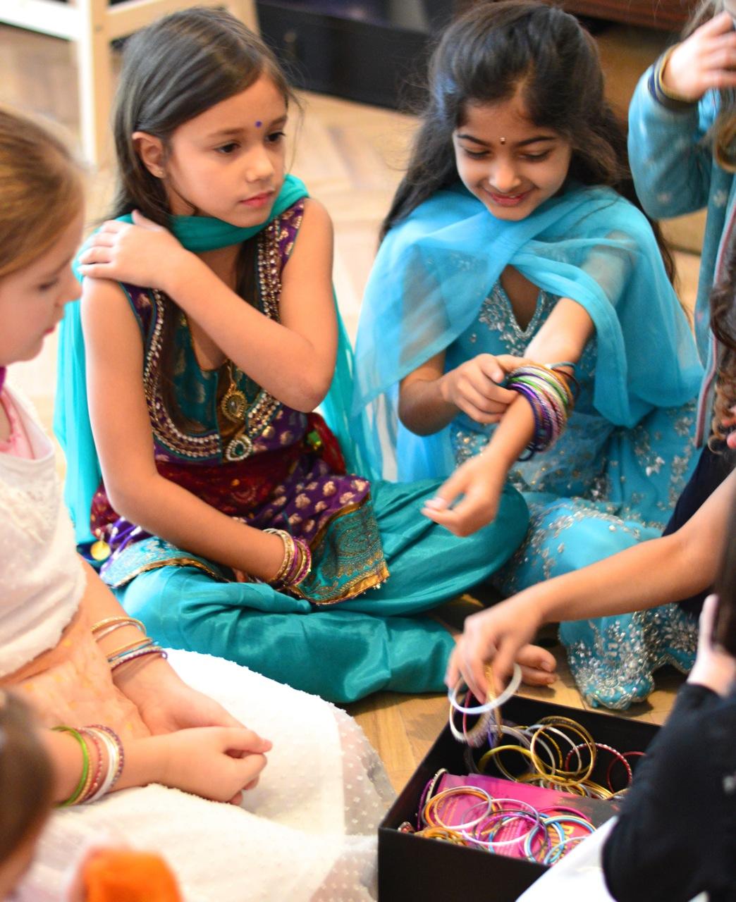 Bollywood themed party ideas