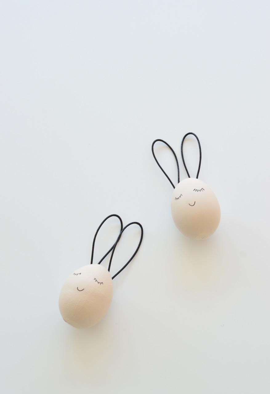 Easter egg bunny ideas