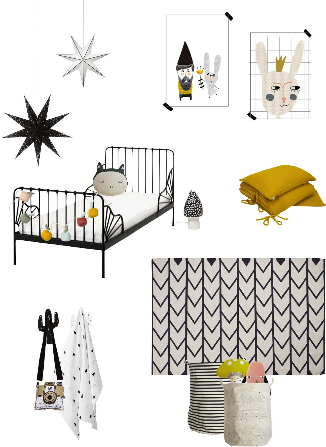 modern kids room ideas