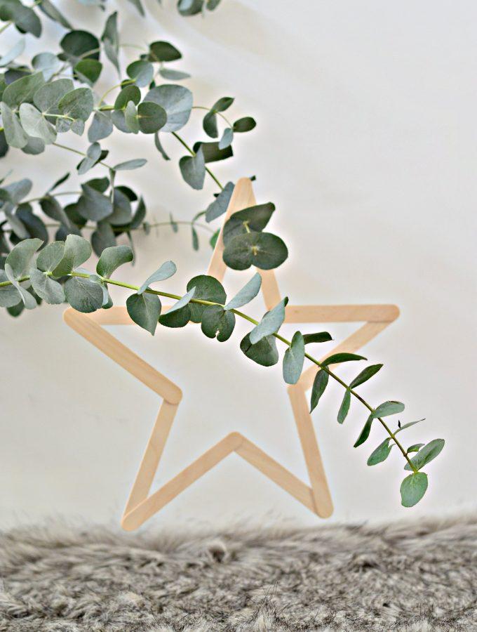 The easiest DIY wooden stars (plus free download)