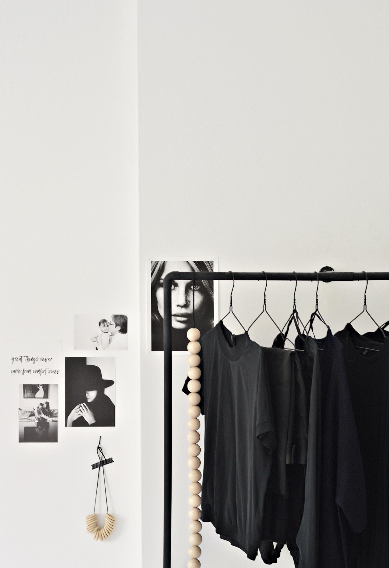 open wardrobe diy