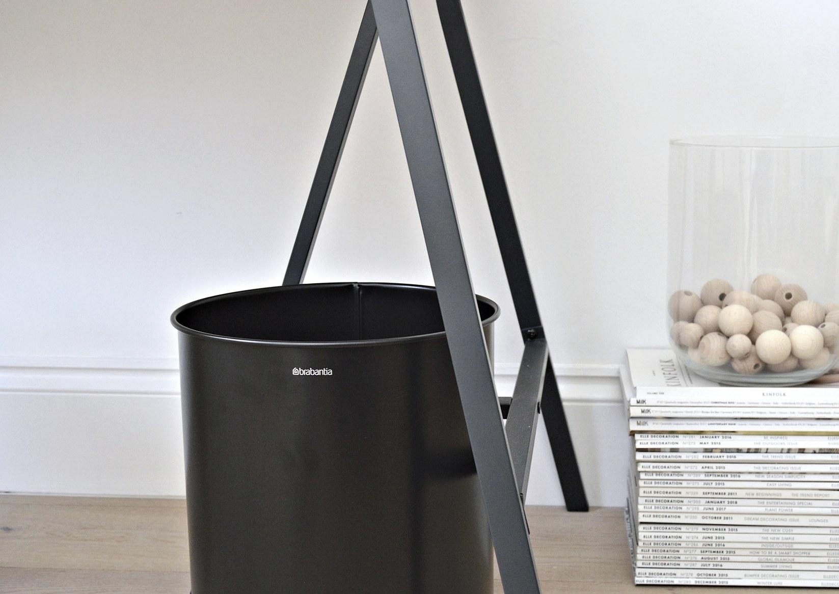best waste paper bin for under desk