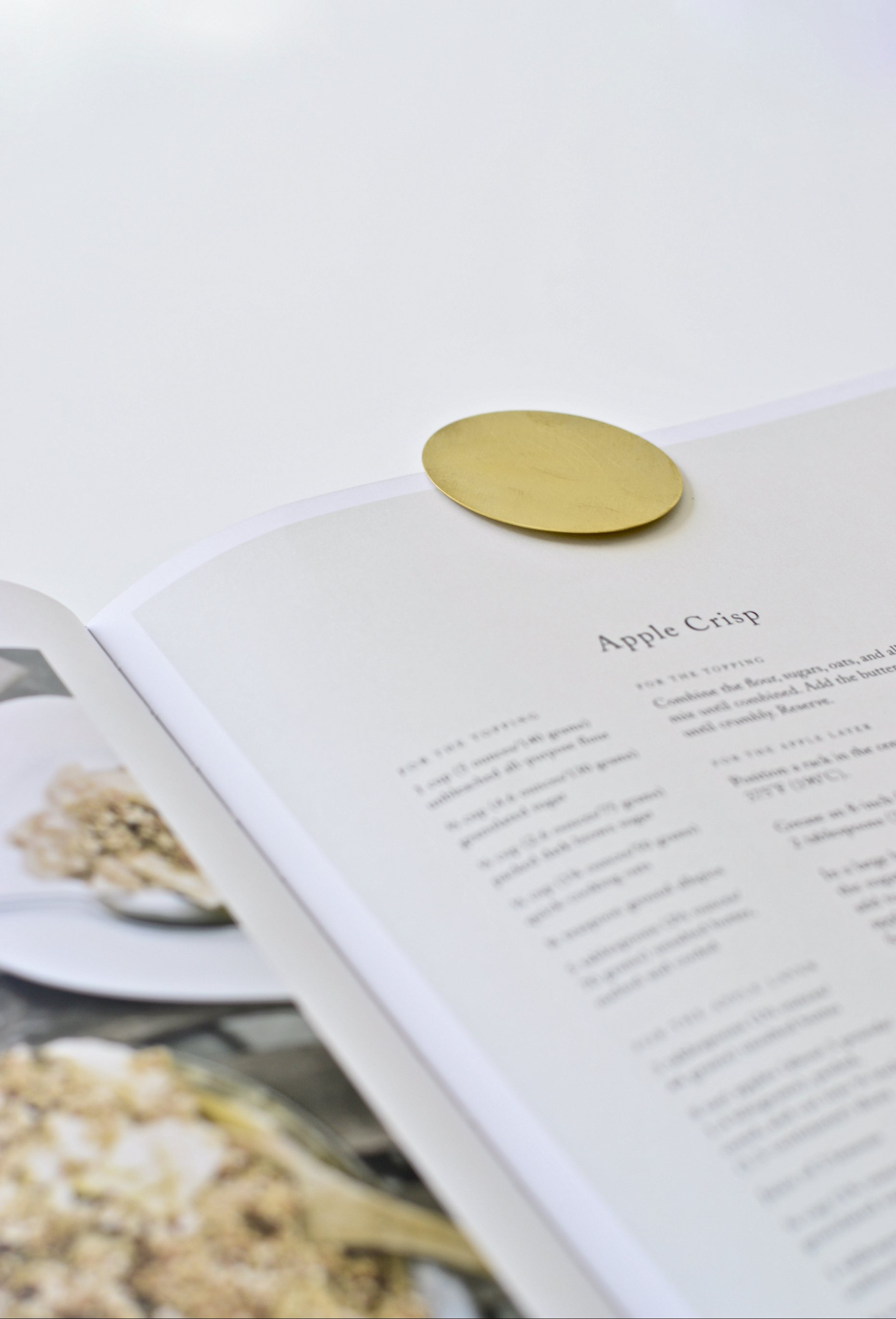 diy minimal bookmarks