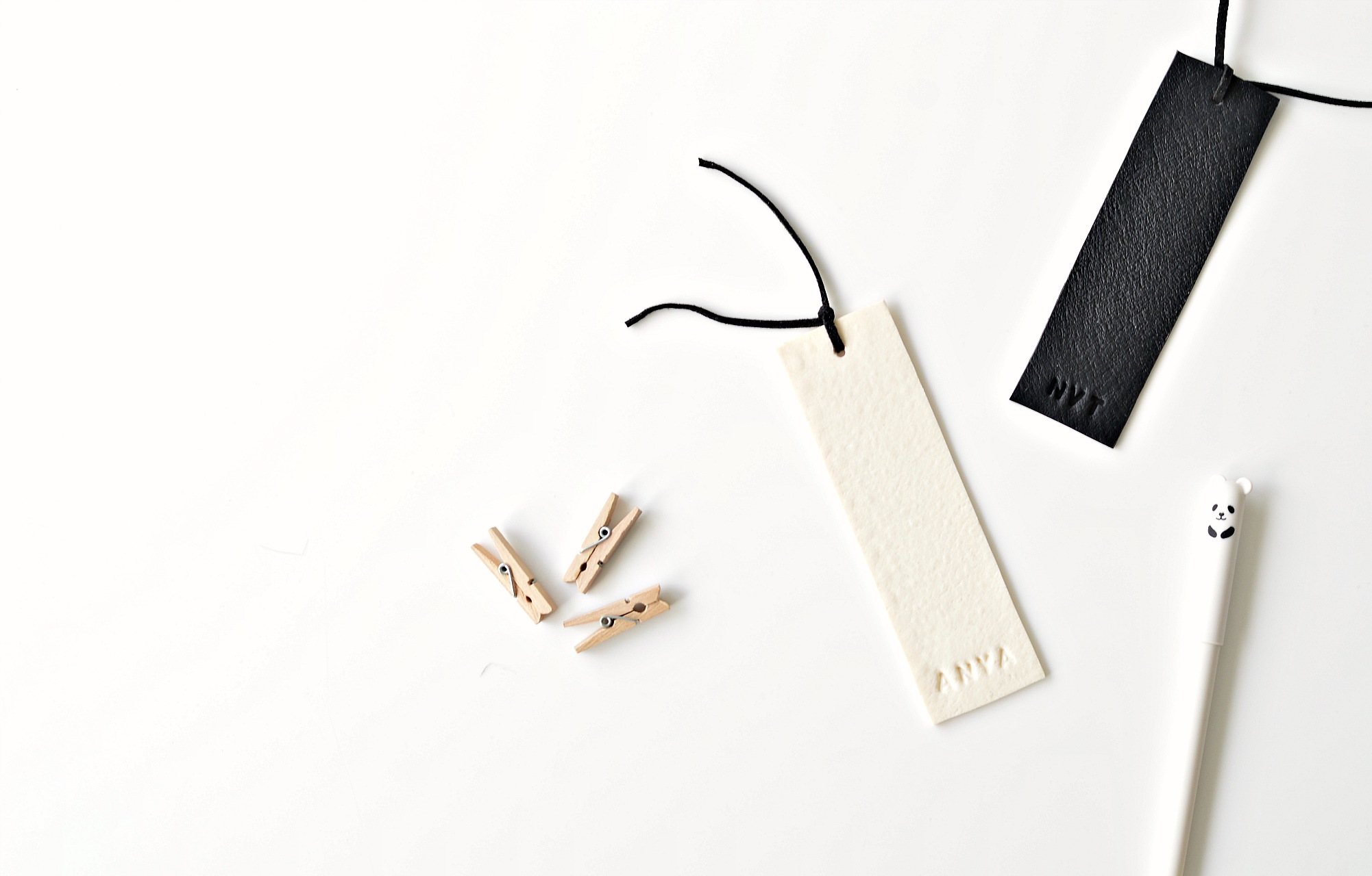 how to make personalized bookmarks
