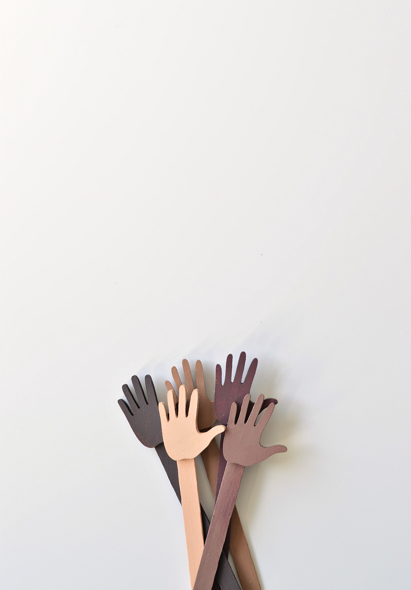 DIY bookmark craft idea