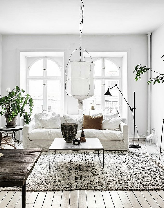 Get more natural light into your home Scandi style