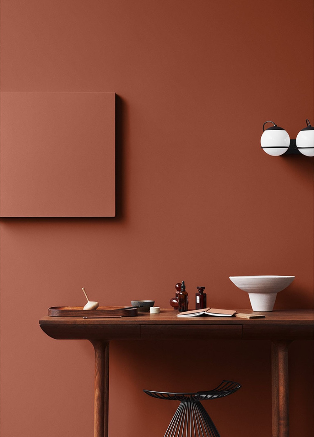 coordinating-furniture-color-and-wall-paint