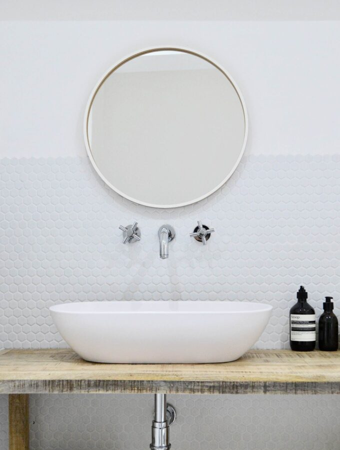 My small bathroom remodel (the good, bad and ugly!)