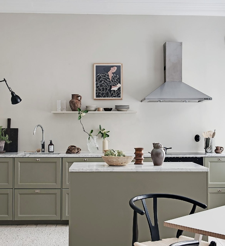 kitchen that never goes out of style