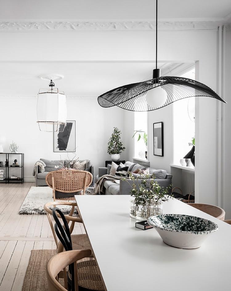 Scandinavian home decor