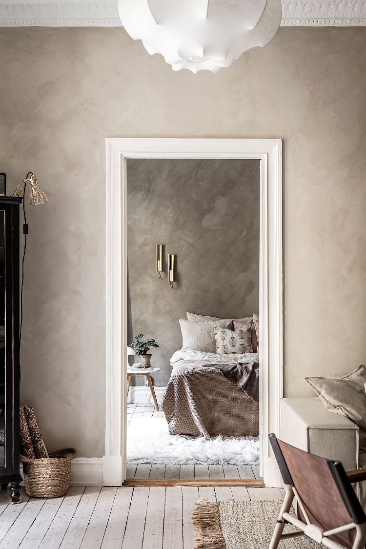 how to add texture to your home
