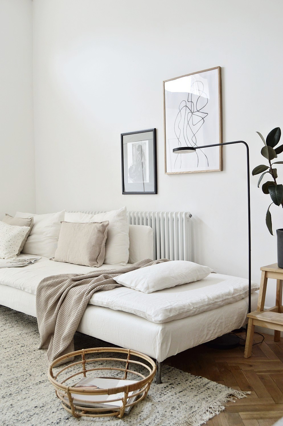 how to make your old sofa look new
