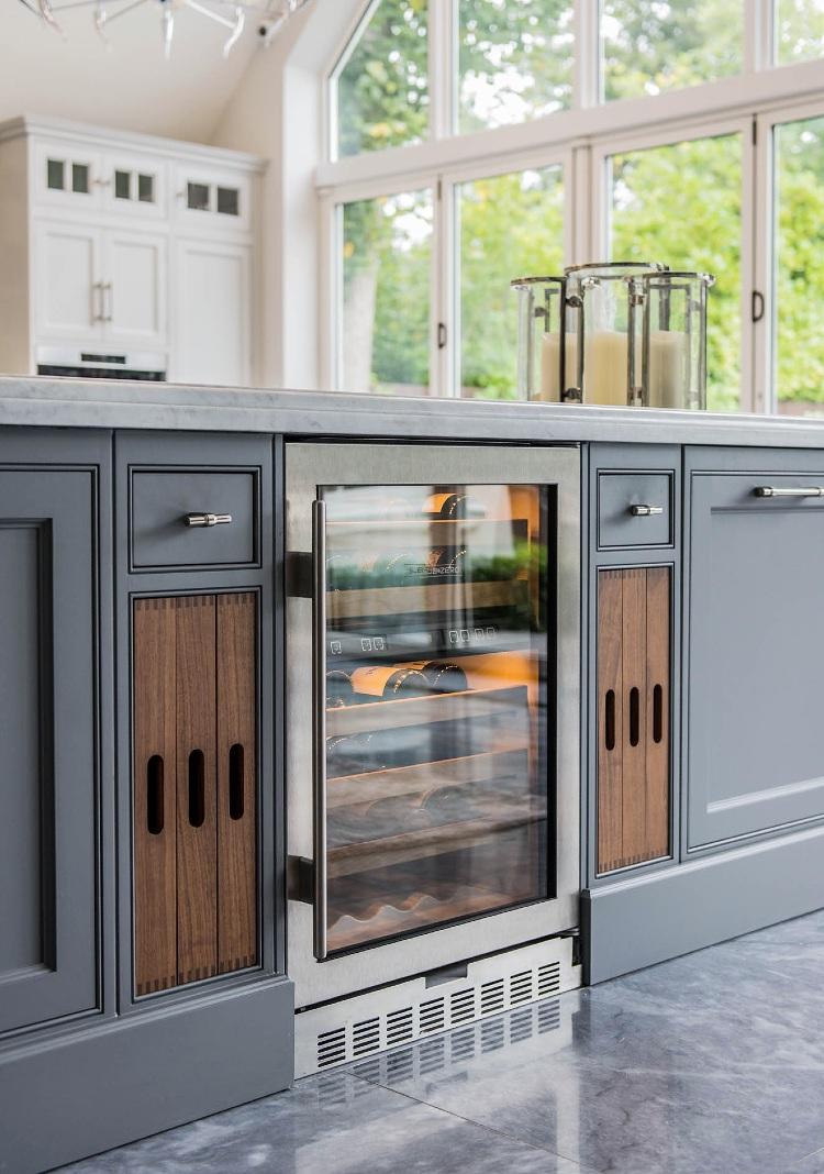 used shaker style kitchen